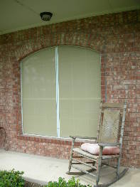 Solar Screens – Beige Solar Window Screen Fabric